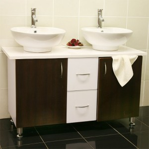 Kitchen Design on Diy Bathroom Cupboards